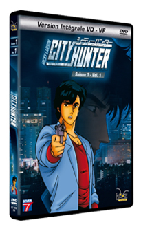 City Hunter Vol 1à6