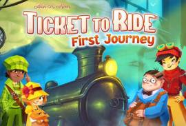 Ticket to Ride: First Journey sort aujourd'hui !