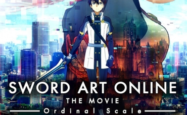 Sword Art Online - Ordinal Scale au cinéma