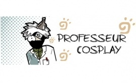 Professeur Cosplay