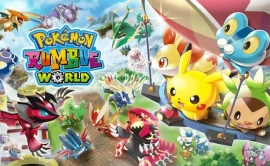 Pokémon Rumble World sur 3DS