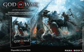 God Of War - Le Artbook officiel chez Mana Books
