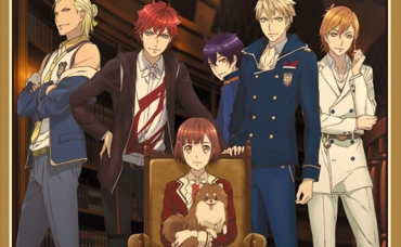 Dance with Devils chez Kaze Anime