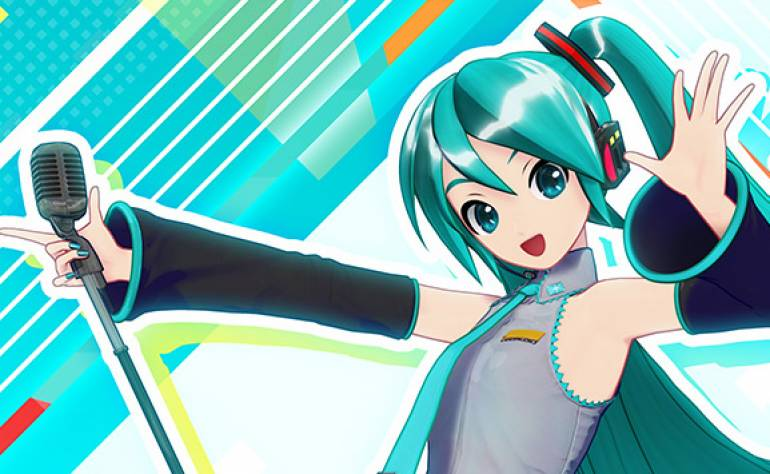 Hatsune Miku : Project DIVA Mega Mix - Le Test