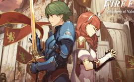 Fire Emblem Echoes : Shadows of Valentia sur 3DS