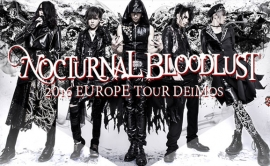 NOCTURNAL BLOODLUST : European Tour
