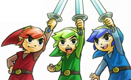 The Legend of Zelda Tri Force Heroes sur Nintendo 3DS