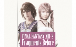 FINAL FANTASY XIII-2 Fragments Before aux Editions Lumen