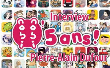 Interview : Editions Nobi Nobi! - Pierre Alain Dufour - Japan Expo 2015
