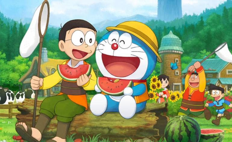Doraemon Story of Seasons sur Switch et PC