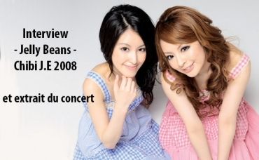 Interview Jelly Beans - Chibi J.E 2008