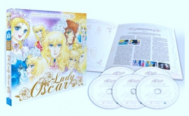 Lady Oscar : la version HD en coffret ultimate chez @ANIME