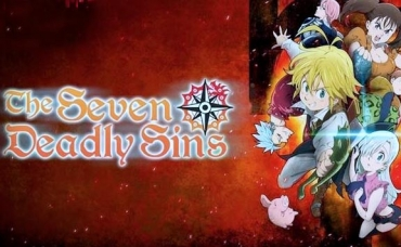 The Seven Deadly Sins sur Netflix