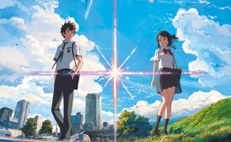 Your Name bientôt en DVD et Blu-ray