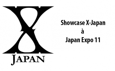 Showcase X JAPAN - Japan Expo 11