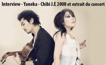 Interview Yaneka - Chibi J.E 2008