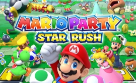 Mario Party: Star Rush sur 3DS