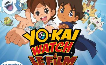 YO-KAI WATCH : Le film dévoile son affiche !