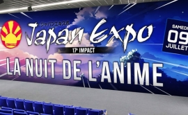 Japan Expo 2016 - La Nuit de l'anime