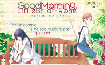Good Morning Little Briar Rose aux Editions Akata