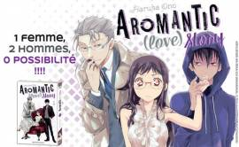 Aromantic (love) Story aux Editions Akata