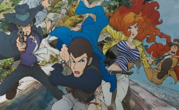 Lupin the 3rd Part.4 - L'aventure Italienne en bluray et dvd